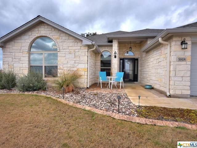 5818 Imogen Drive, Belton, TX 76513 (MLS #398307) :: Brautigan Realty
