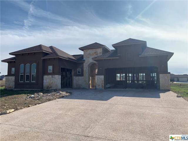 621 Magan Lane, Jarrell, TX 76537 (MLS #398309) :: Brautigan Realty