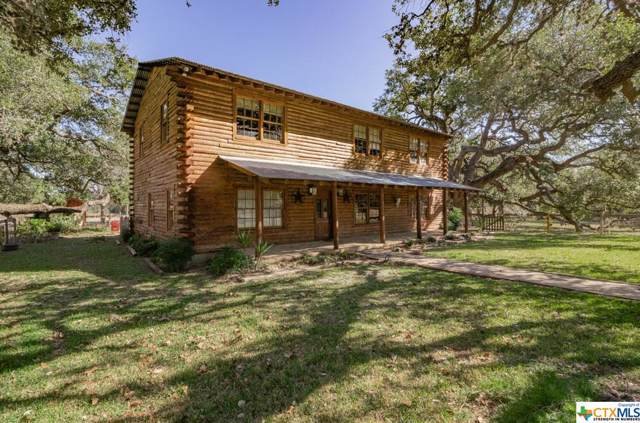 3232 Old Goliad Road, Victoria, TX 77905 (MLS #398389) :: Kopecky Group at RE/MAX Land & Homes
