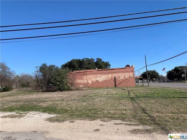TBD Gassaway Avenue, Lott, TX 76656 (MLS #398403) :: The Zaplac Group