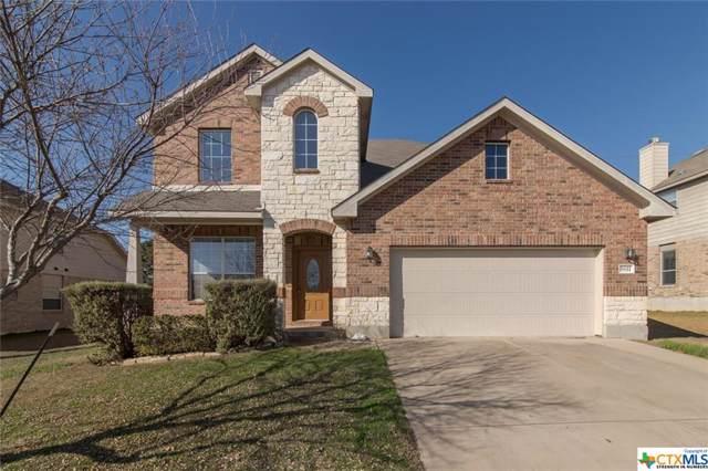 5611 Siltstone Loop, Killeen, TX 76542 (MLS #398419) :: Erin Caraway Group