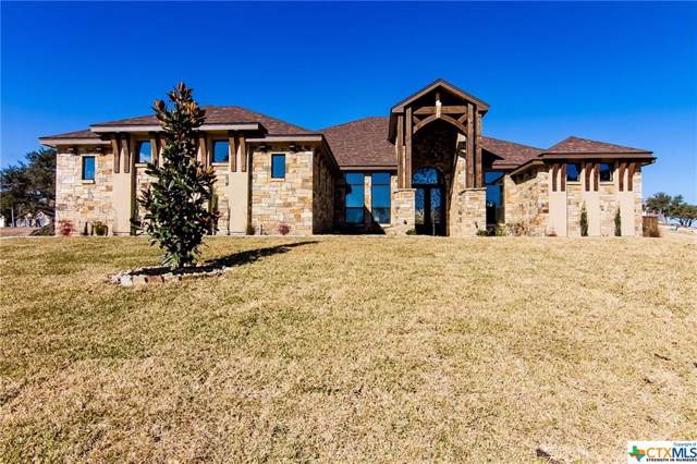 5011 Brandy Drive, Nolanville, TX 76559 (MLS #398721) :: The Graham Team