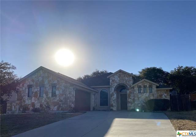 5306 Weeping Oak Drive, Killeen, TX 76542 (MLS #398871) :: Vista Real Estate