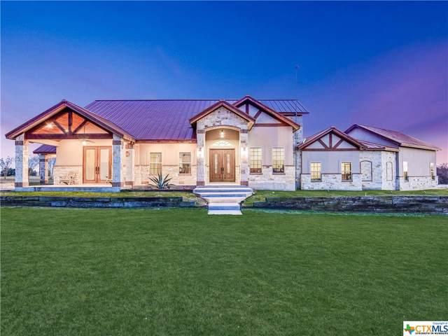 912 Private Road 4811, Gonzales, TX 78629 (MLS #398880) :: Berkshire Hathaway HomeServices Don Johnson, REALTORS®