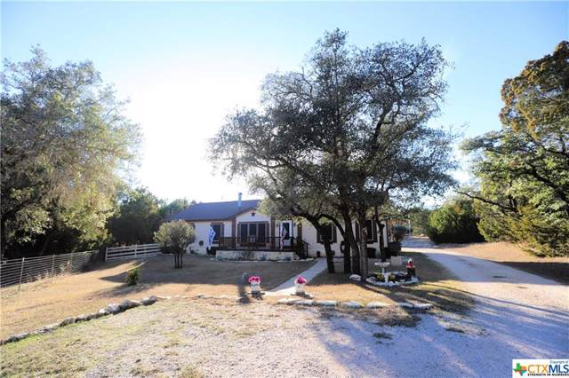 854 County Road 4126, Lampasas, TX 76550 (MLS #398952) :: Marilyn Joyce | All City Real Estate Ltd.