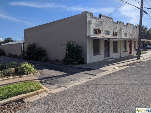 205 N Gonzales Street, Cuero, TX 77954 (MLS #399061) :: The Zaplac Group