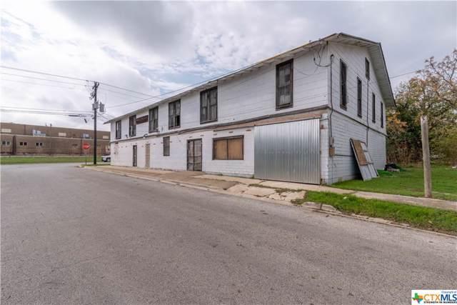 321 Lamar Street, Luling, TX 78648 (MLS #399086) :: The Graham Team