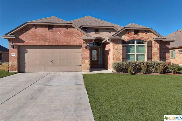 811 Valentino Drive, Harker Heights, TX 76548 (MLS #399087) :: Erin Caraway Group