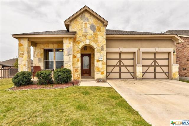31411 Kingsway Road, Georgetown, TX 78628 (MLS #399108) :: Brautigan Realty