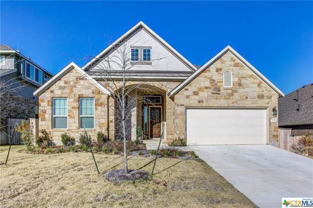 2712 Rabbit Creek Dr, Georgetown, TX 78626 (MLS #399129) :: Berkshire Hathaway HomeServices Don Johnson, REALTORS®