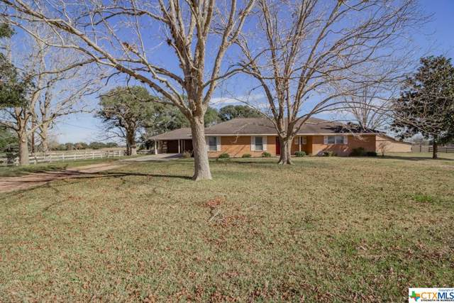 98 Hagan-Mott Road, Yoakum, TX 77995 (MLS #399170) :: The Graham Team