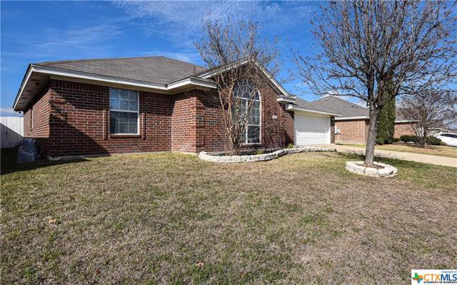 2603 Lavender Lane, Killeen, TX 76549 (#399285) :: First Texas Brokerage Company