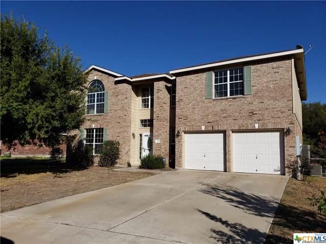 323 Canoe Drive, Harker Heights, TX 76548 (MLS #399286) :: Erin Caraway Group