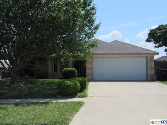 5302 Leadville Drive, Killeen, TX 76542 (MLS #399325) :: Vista Real Estate