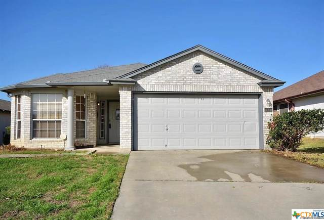 1211 Saddle Drive, Killeen, TX 76543 (MLS #399470) :: The Real Estate Home Team