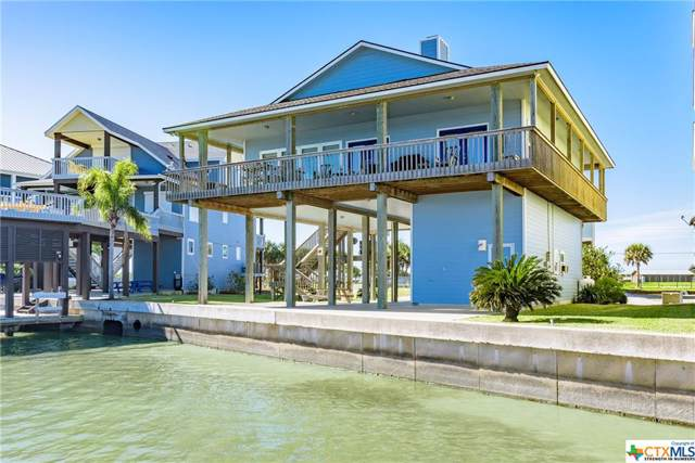 18 Oyster Point Drive, Port O'Connor, TX 77982 (MLS #399509) :: Berkshire Hathaway HomeServices Don Johnson, REALTORS®