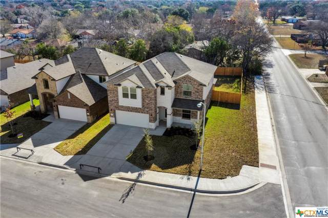1200 Stonewall Ridge, Harker Heights, TX 76548 (#399543) :: 12 Points Group