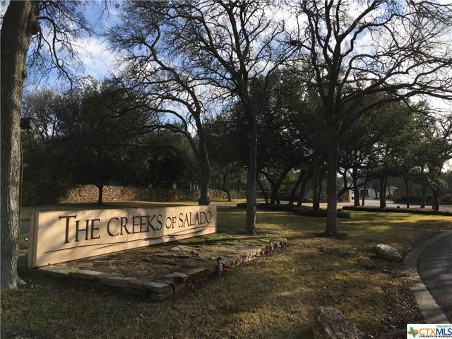 TBD Rolling Meadow Drive, Salado, TX 76571 (#399614) :: First Texas Brokerage Company