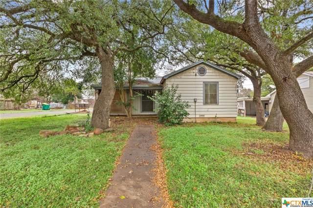502 E 12th Avenue, Belton, TX 76513 (#399632) :: First Texas Brokerage Company