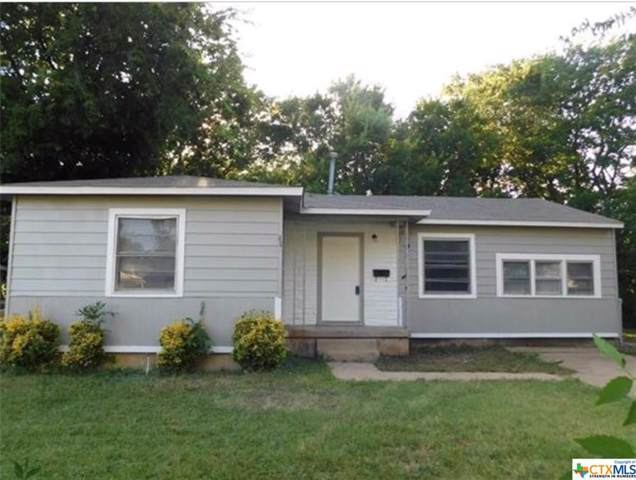 503 Crockett Drive, Killeen, TX 76541 (MLS #399641) :: The Real Estate Home Team