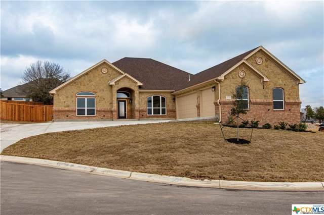 3014 Box Canyon, Nolanville, TX 76559 (MLS #399693) :: Brautigan Realty