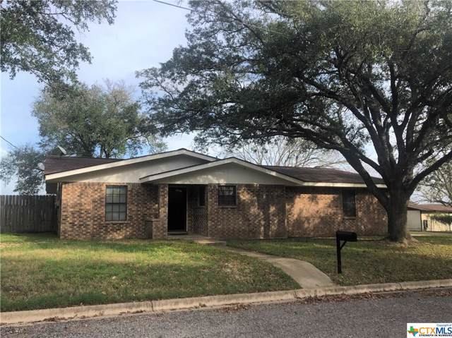 921 S Peck Street, Shiner, TX 77984 (MLS #399708) :: The Graham Team