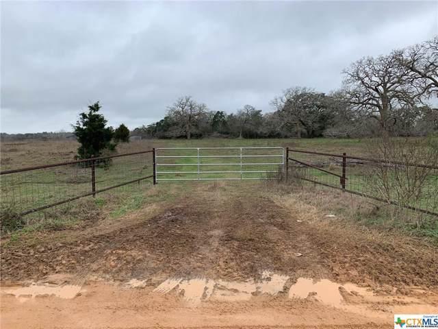 CR 169 County Road 169, Hallettsville, TX 77964 (MLS #399737) :: The Graham Team
