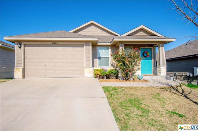 2324 Bellmont, Temple, TX 76504 (#399738) :: First Texas Brokerage Company