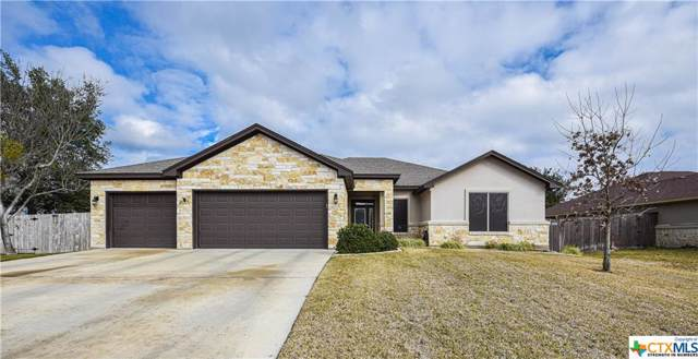 2055 Pirtle Drive, Salado, TX 76571 (#399752) :: Realty Executives - Town & Country