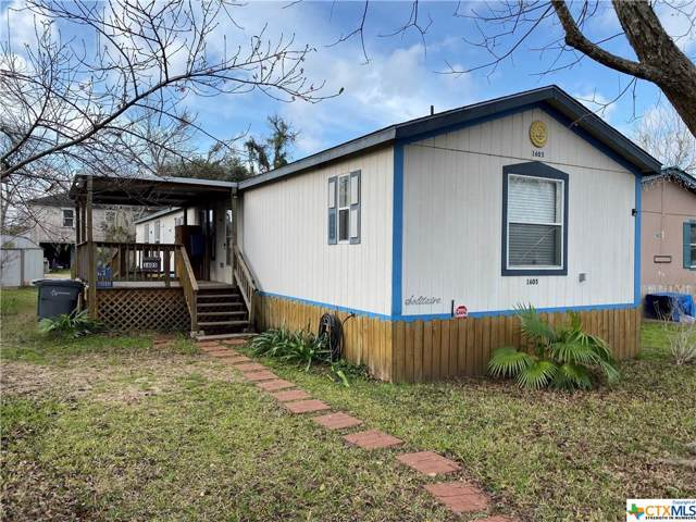 1605 E Commercial Street, Victoria, TX 77901 (MLS #399764) :: The Zaplac Group