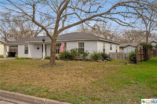 704 N Market Street, Hallettsville, TX 77964 (MLS #399803) :: The Zaplac Group