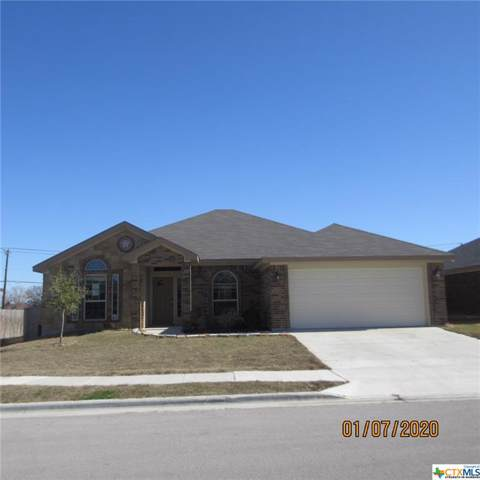 6804 Catherine Drive, Killeen, TX 76542 (#399809) :: First Texas Brokerage Company