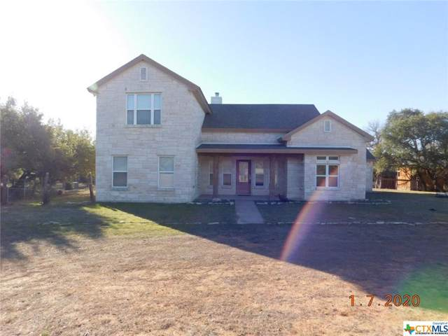1655 County Road 1154, Lampasas, TX 76550 (MLS #399854) :: Marilyn Joyce | All City Real Estate Ltd.