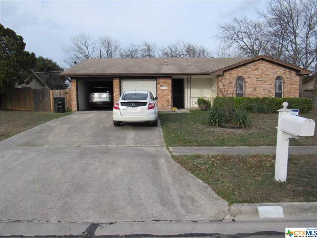 1107 Farhills, Killeen, TX 76549 (MLS #399864) :: The i35 Group