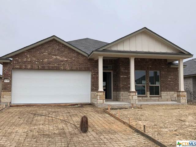 230 Highmore, Temple, TX 76502 (MLS #399872) :: The Graham Team