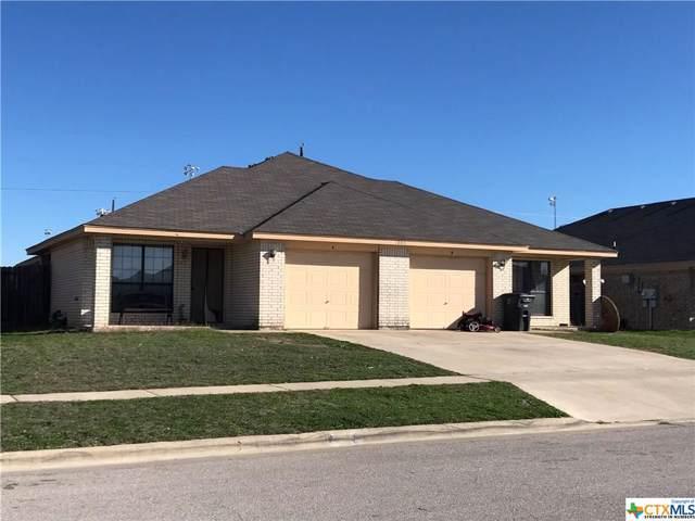 1205 Nicholas Circle, Killeen, TX 76542 (MLS #399890) :: Vista Real Estate
