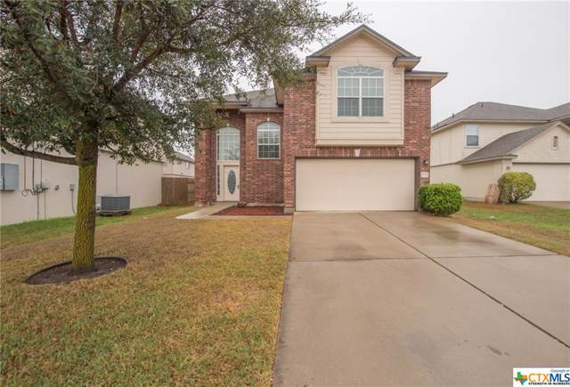 4704 Green Meadow Street, Killeen, TX 76549 (MLS #399904) :: The i35 Group