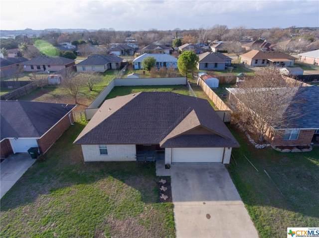 109 Boxer Station, Nolanville, TX 76559 (MLS #399906) :: Brautigan Realty