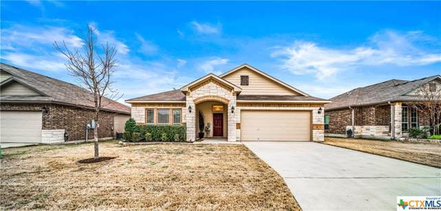 1315 Neuberry Cliffe, Temple, TX 76502 (MLS #399919) :: The Graham Team