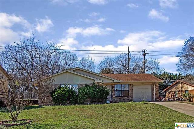 893 Plaza Court, Harker Heights, TX 76548 (MLS #399955) :: The Real Estate Home Team