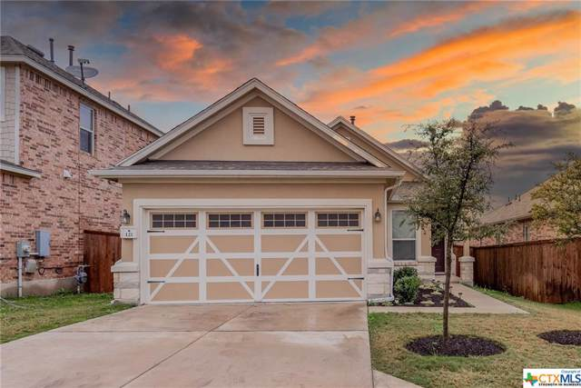 121 Danish Drive, Hutto, TX 78634 (MLS #399960) :: The Zaplac Group