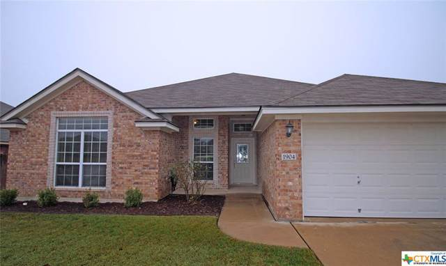 1904 Stonehenge Drive, Harker Heights, TX 76548 (MLS #399985) :: Erin Caraway Group