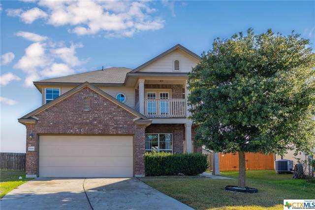 5006 Sorcerer Court, Killeen, TX 76549 (MLS #400006) :: Erin Caraway Group