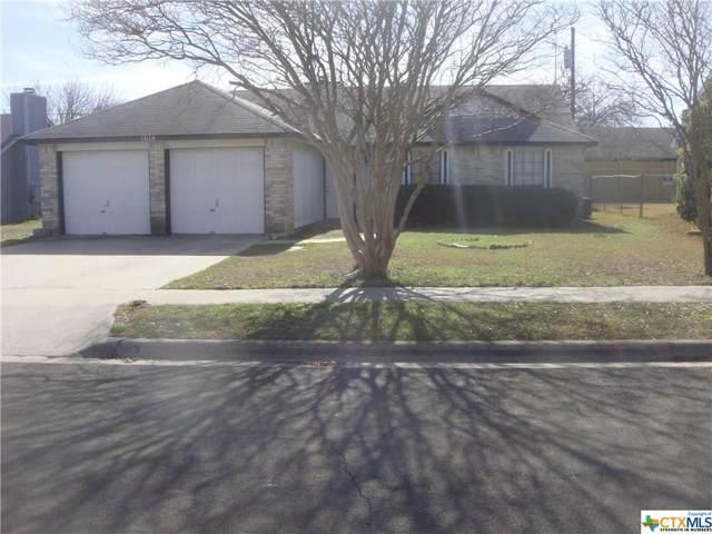 1614 Lea Ann Drive, Killeen, TX 76549 (MLS #400020) :: The Real Estate Home Team