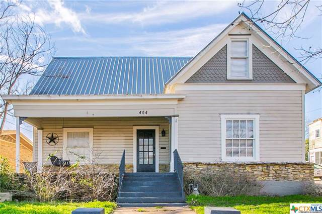 404 N Main Street, Belton, TX 76513 (MLS #400027) :: The Zaplac Group