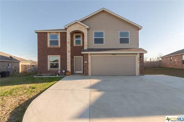 2356 Washington Drive, Belton, TX 76513 (MLS #400072) :: Isbell Realtors