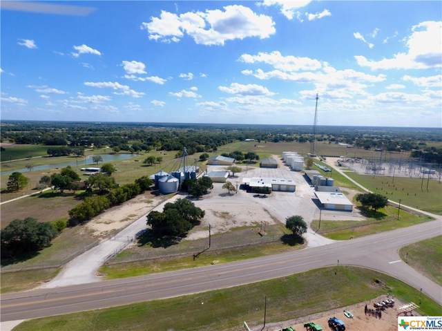 2415 Us Hwy 90A, Hallettsville, TX 77964 (MLS #400091) :: The Real Estate Home Team