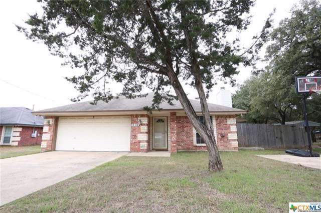 218 Great West Loop, Belton, TX 76513 (MLS #400101) :: Isbell Realtors