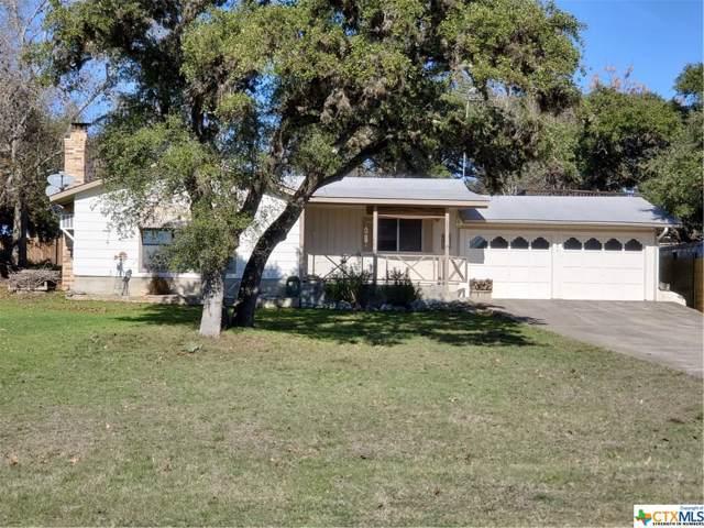 1055 Oak Hollow Way, Canyon Lake, TX 78133 (MLS #400174) :: Erin Caraway Group