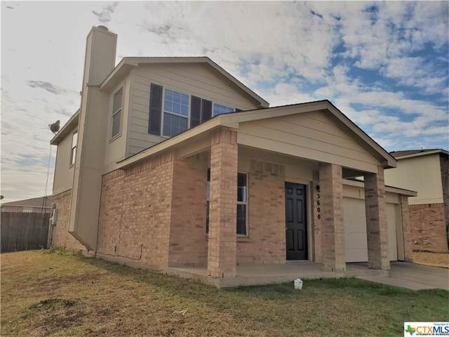 3600 Thunder Creek Drive, Killeen, TX 76549 (MLS #400208) :: Vista Real Estate